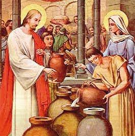 aa bodas de Caná domingo 17 de enero